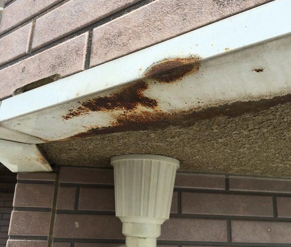 三重県松坂市 外壁塗装 ひび割れ補修 ケレン作業