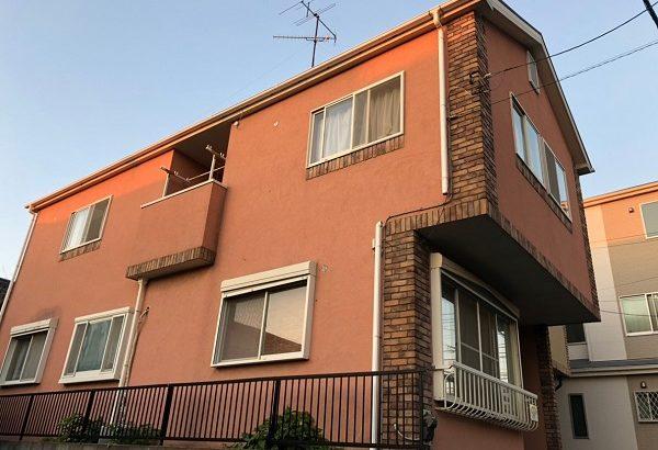 三重県松坂市 外壁塗装 遮熱塗料 KFケミカル セミフロンルーフII
