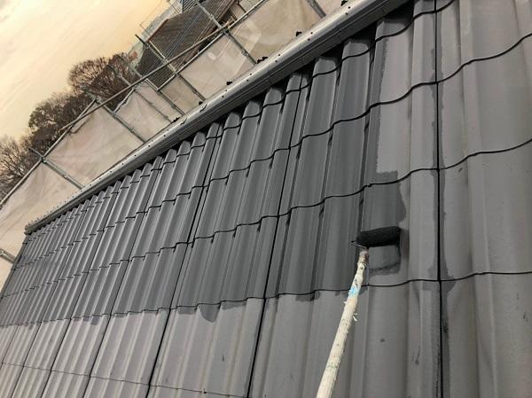 三重県伊勢市 屋根塗装(防水工事) ウレタン防水 密着工法