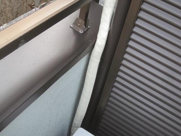 三重県伊勢市 外壁塗装 付帯部塗装 雨戸 オートンイクシード