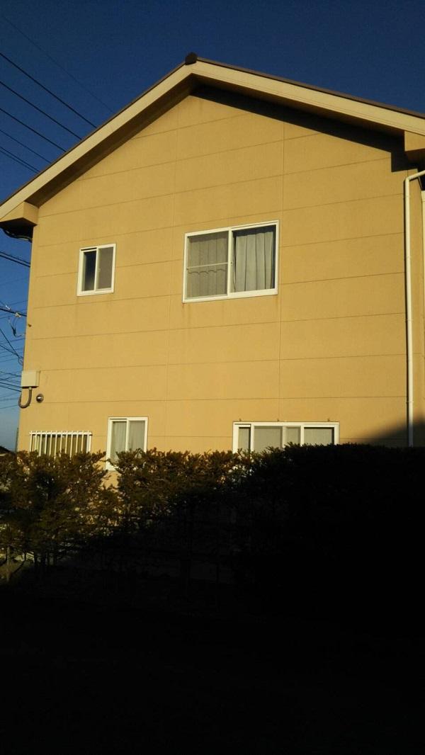 三重県松坂市 外壁塗装 塗り替え時期の目安 症状 カラーシュミレーター