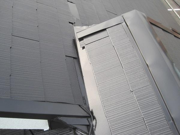 三重県津市 屋根塗装 雨漏り タスペーサー 日本ペイント 遮熱塗料 サーモアイ