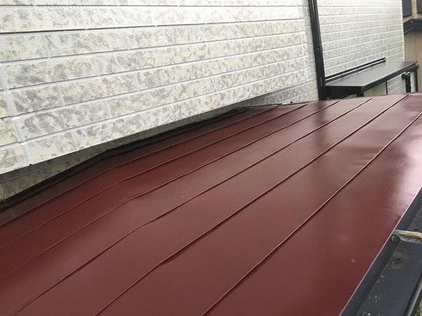 三重県津市 屋根カバー工法(重ね葺き工事) 雨漏り